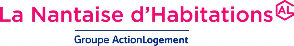 Logos La nantaise d'habitations