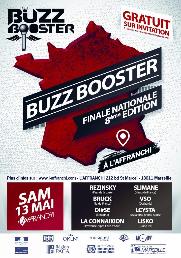 Affiche Finale Buzzbooster