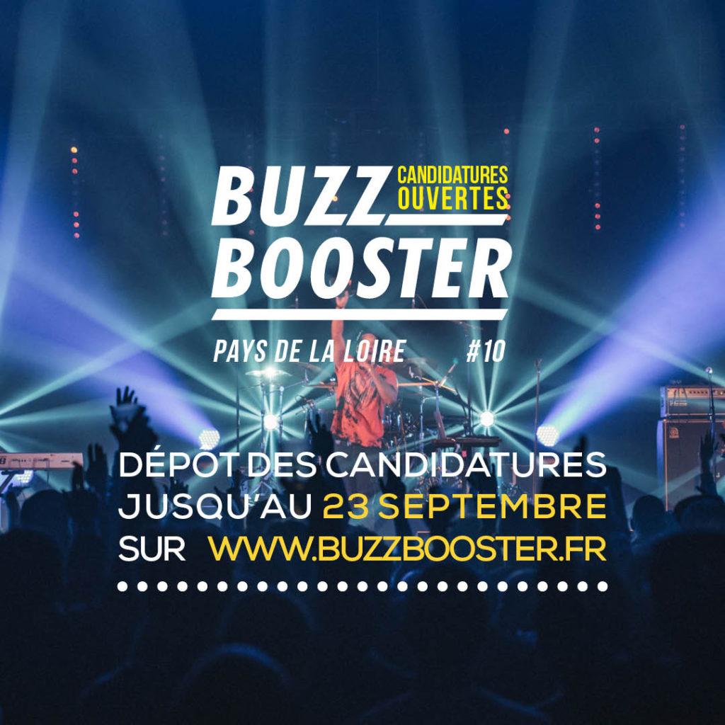 Visuel ouverture Buzz Booster 10
